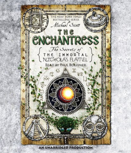 The Enchantress: The Secrets of the Immortal Nicholas Flamel, Book 6