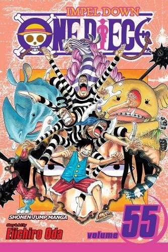 One Piece Volume 55: A Ray of Hope