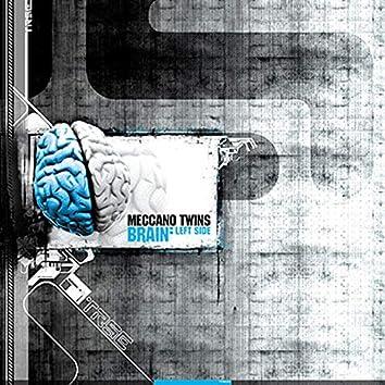 Brain: left side