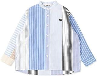 FITH スタンドカラー BIG L/Sシャツ