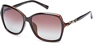 IGnaef Oversized Polarized Sunglasses for Women Fashion...