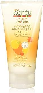 Cantu Care Detangling Pre-shampoo Treatment for Kids, 5.0 Ounce