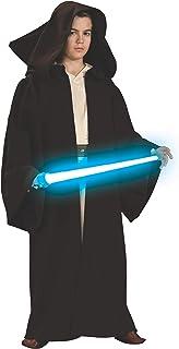 Rubies Star Wars Classic Child`s Super Deluxe Jedi Robe, Small