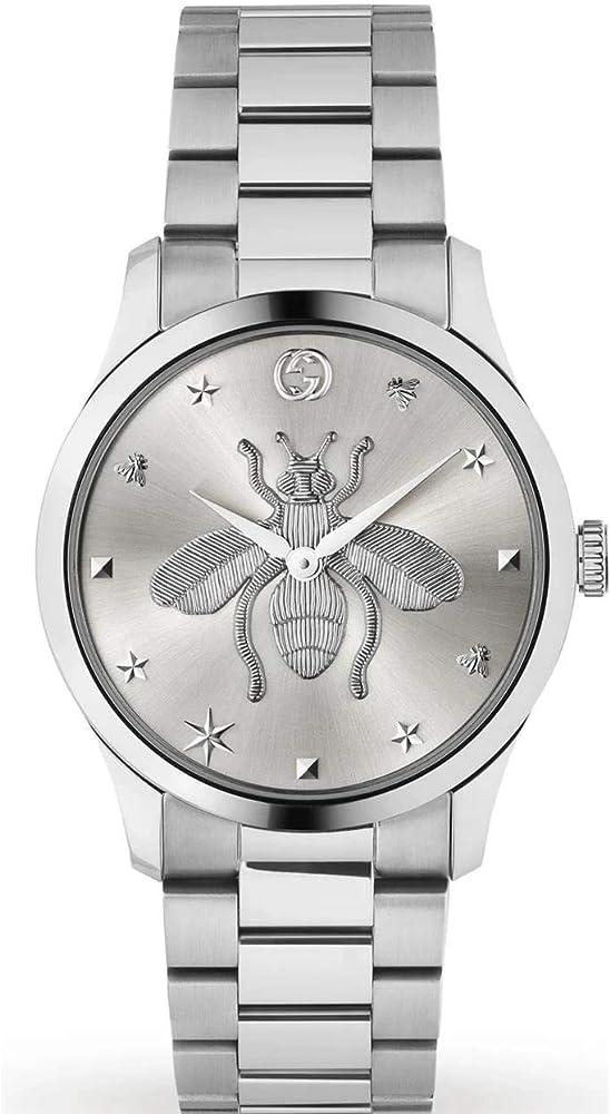Gucci orologio unisex acciaio YA1264095