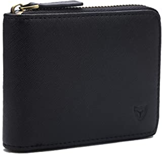 Best men's leather wallets with zipper Reviews