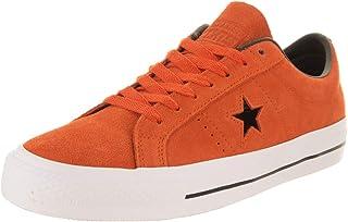 Converse Unisex One Star Pro Ox Campfire Orange Bl Skate Shoe 8.5 Men US   18b328c3e