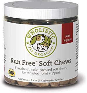 Wholistic Organics Free Soft Chews