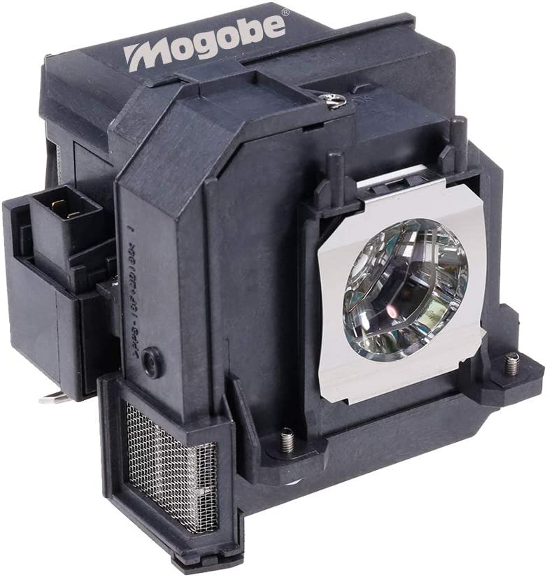 for ELPLP80 Replacement Projector Lamp with Housing for BrightLink 585Wi/BrightLink 595Wi/BrightLink Pro 1420 Wi/BrightLink Pro 1430 Wi/Powerlite 580/Powerlite 585W by Mogobe