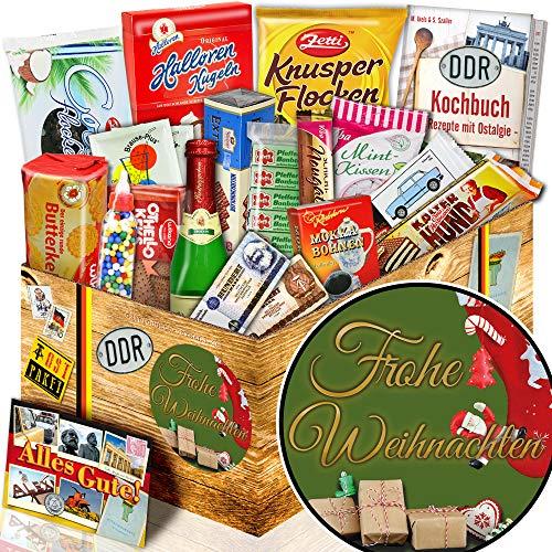 Frohe Weihnachten + DDR Geschenke + Geschenkeset für Mama zu Weihnachten