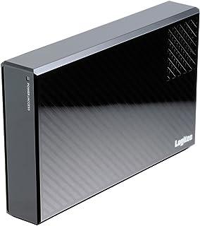 Logitec 外付けHDD 3TB eSATA・USB3.0 WD Red搭載 冷却ファン付ハードディスク 日本製 LHD-EG30TREU3F