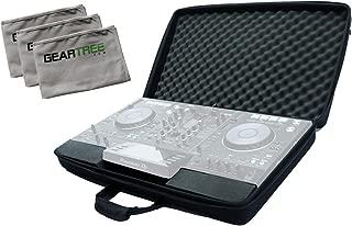 Magma CTRL XDJ-RX/RX2 DJ Controller Case Bundle w/Cloth 3-Pk