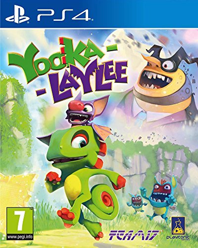 Yooka-Laylee [Importación francesa]
