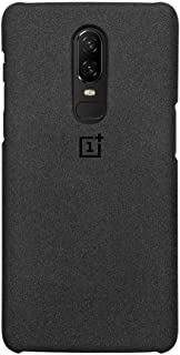 OnePlus 6 Sandstone Protective Back Cover