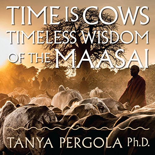 Time Is Cows audiobook cover art