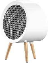 Heater Calentador portátil, Calentador de baño de Baja energía, Calentador de calefacción de cerámica, diseño de convección, calefacción rápida, silencioso y silencioso, termostato Interior