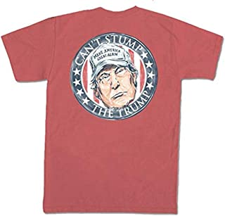 Old Row Cant Stump The Trump Comfort Color Pocket T-Shirt