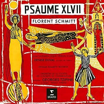 Schmitt: Psaume XLVII, Op. 38