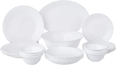 Arcopal Porcelain,White - Dinnerware Sets