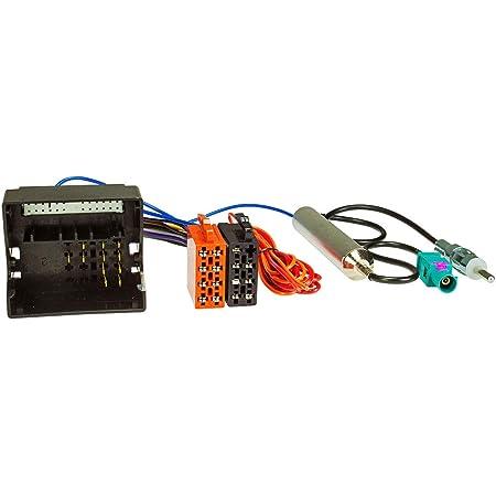 Tomzz Audio 7306 002 T Kabel Iso Passend Für Opel Elektronik