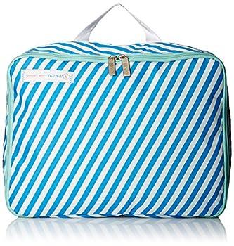 FLIGHT 001 Spacepak Undergarment - Stripe Ocean