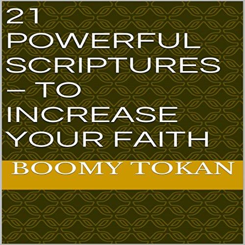 21 Powerful Scriptures Titelbild