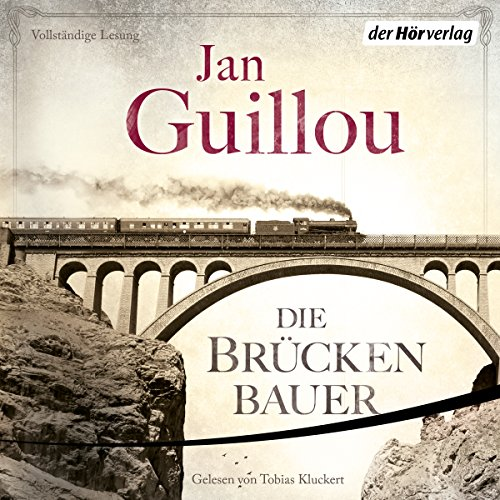 Die Brückenbauer audiobook cover art