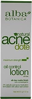 Alba Botanica Natural Acnedote Oil Control Lotion, 2 Ounce - 2 per case.