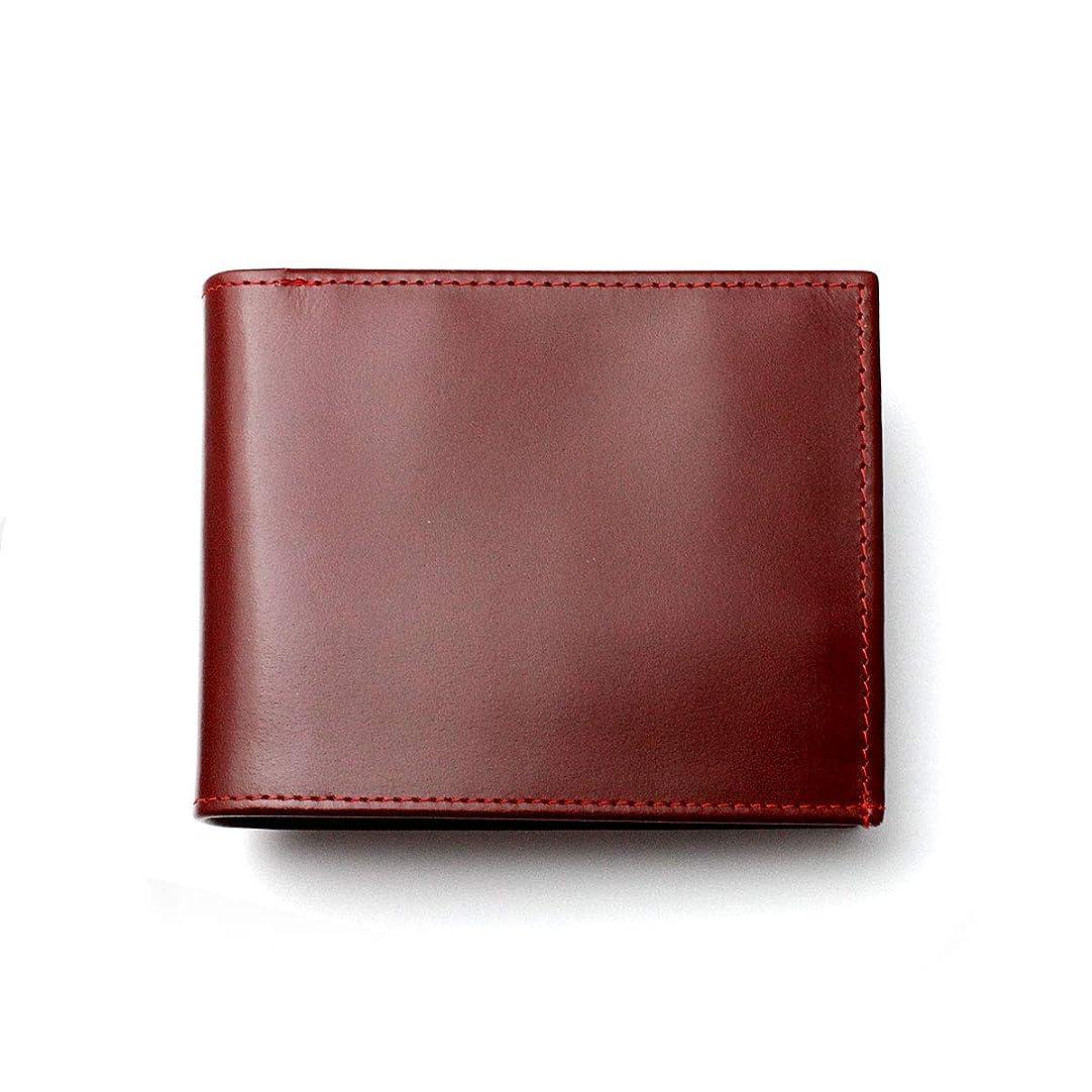 育成重さ洗練DaysArt(デイズアート)極上の本革を贅沢に使用!熟練の職人が仕上げる 二つ折り財布 レザー 財布 サイフ 財布 本革 財布 誕生日 メンズ長財布 2つ折り 二つ折り