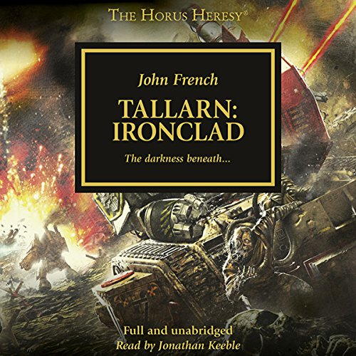 Tallarn: Ironclad audiobook cover art
