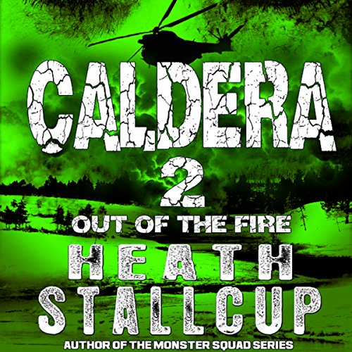 Caldera Book 2 audiobook cover art