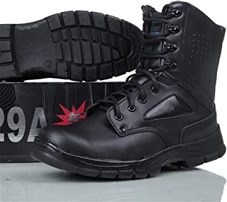 Outdoor Winter Hiking Boots Men Military Boots Tactical Combat Shoes Breathable Waterproof Hunting Boots