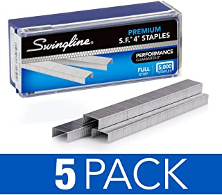 Swingline Staples, S.F. 4, Premium, 1/4