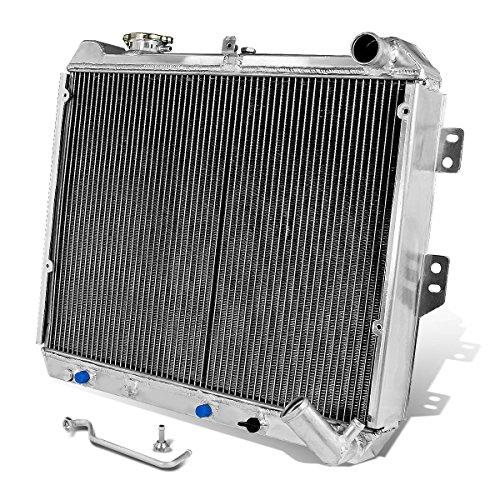 Replacement for Mazda RX-7 MT Full Aluminum 2-Row Racing Radiator - S3 SA/FB SA22C