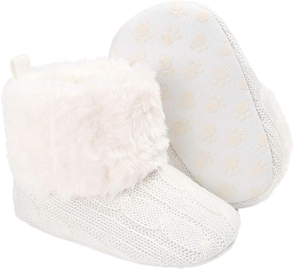 Yvinak Baby Boys Girls Winter Gir Alternative dealer Soft Sole Snow Boots online shopping