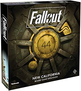 Fallout The Board Game New California Expansion Board Game, Pack of 1