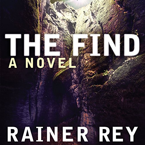 The Find audiobook cover art
