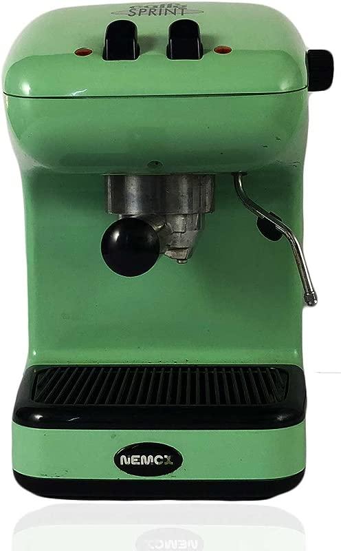 Vintage Espresso Coffee Machine 60s Nemox Caff Sprint H 31cm