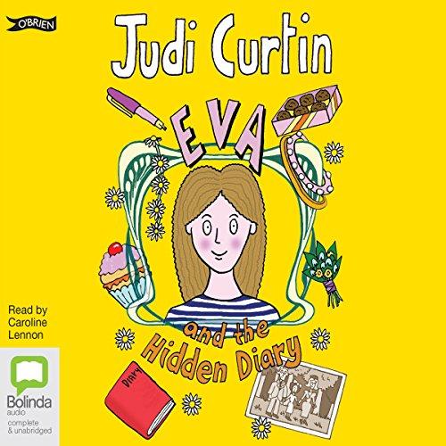 Eva and the Hidden Diary audiobook cover art