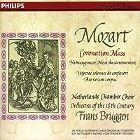 Missa 317 / Ave Verum Corpus by W.a. Mozart (2001-12-21)