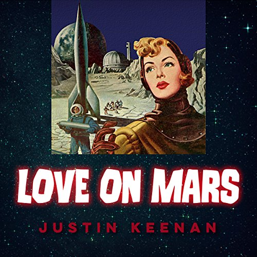Page de couverture de Love on Mars