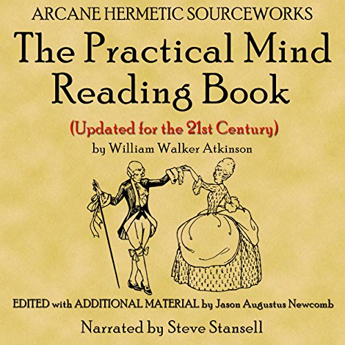 The Practical Mind-Reading Book audiobook cover art