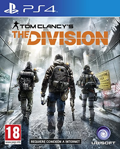 Ubisoft Tom Clancy's The Division, PS4 Basic PlayStation 4 Inglese videogioco