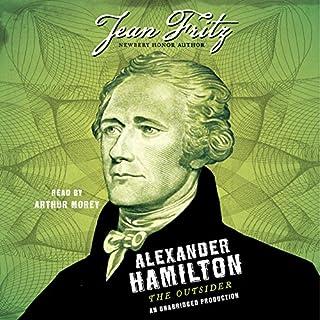 Alexander Hamilton: The Outsider audiobook cover art