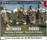 Beethoven Piano Trio Op. 97, Dvorak Piano Trio Op. 90 BBC Music Volume IV, Number 5