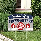 Big Dot of Happiness Thank YouFirefighters -...