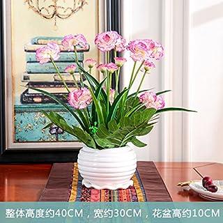 Amazon.es: flores artificiales decoracion jarrones