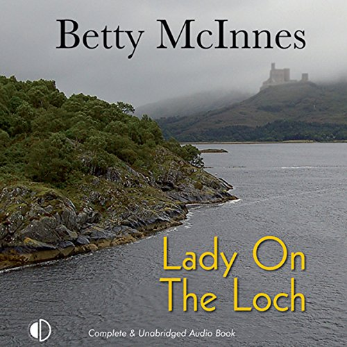 Lady on the Loch audiobook cover art