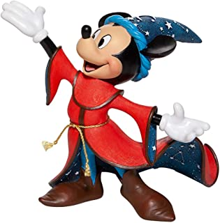 """Disney, Figura de Mickey Mouse """"Fantasía 2000"""", para coleccionar, Enesco"""