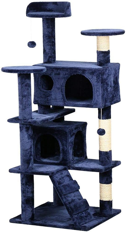 AILING Pet cat cat cat climbing cat tree cat litter cat toy cat scratch board cat jumping pet supplies