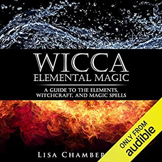 Wicca Elemental Magic cover art